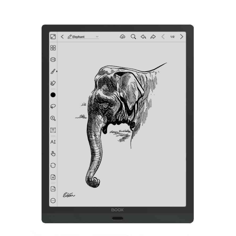 Android E-ink Tablet, Otg Type-c Ebook Reader