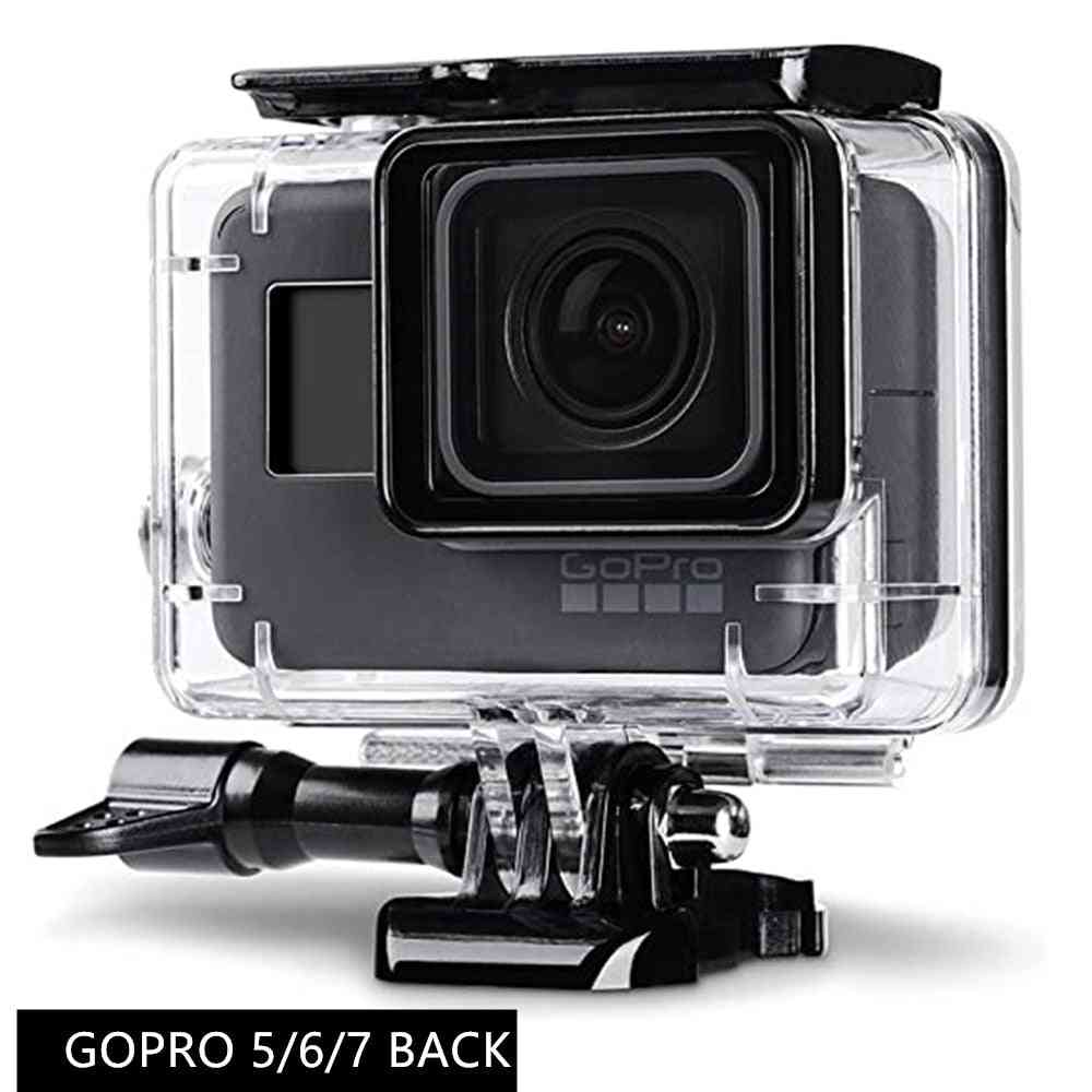 Waterproof Case For Gopro Hero 7 6 5 Diving Protective Housing Mount Accessory