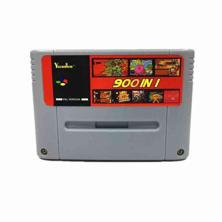 Super Diy Retro 900 In 1 Pro Game Cartridge