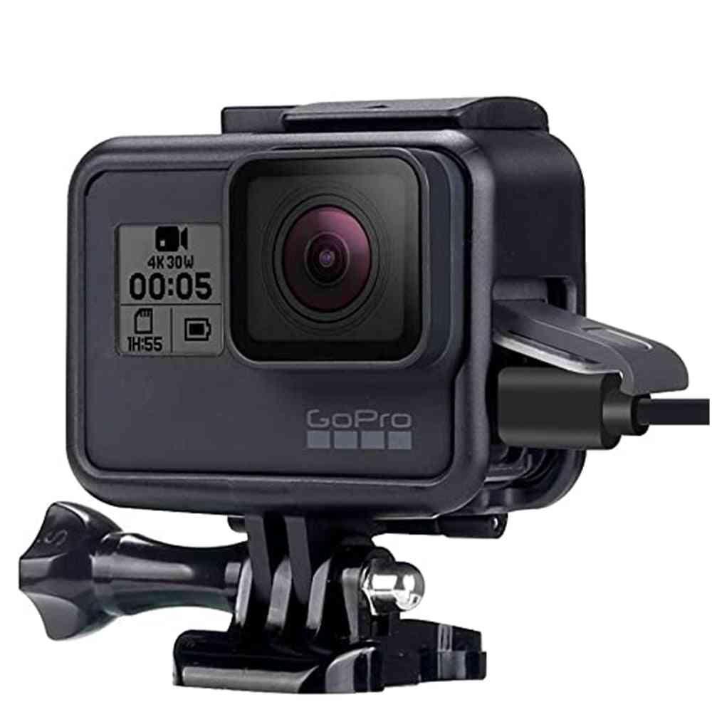 Gopro Hero 7 6 5 Protective Frame Case Camcorder Housing Case