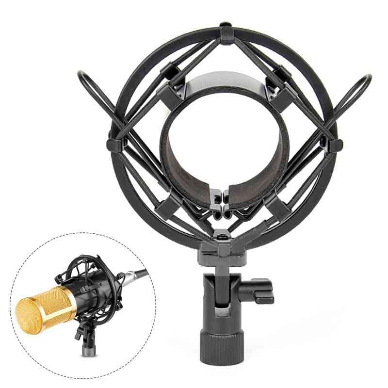 Microphone Shock Mount Stand For Bm 800 Studio Spider Mic Holder Clip Bm800