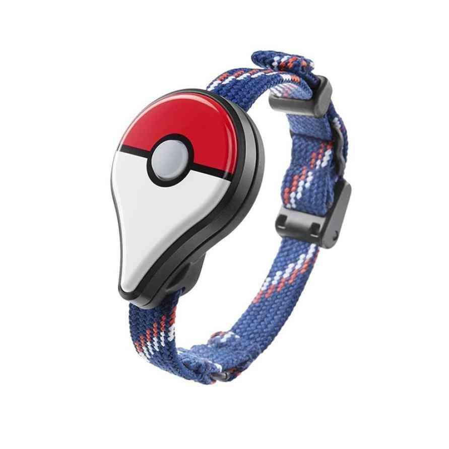 For Pokemon Plus Bracelet Pocket Auto Catch Bluetooth Charging Band Switch Automatic Capturer Smart