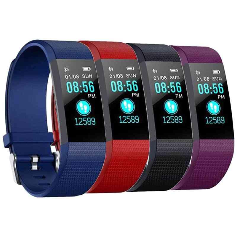 Sport Smart Watch Bracelet Band Fitness Tracker Wristband Heart Rate Activity Screen Smart Electronics