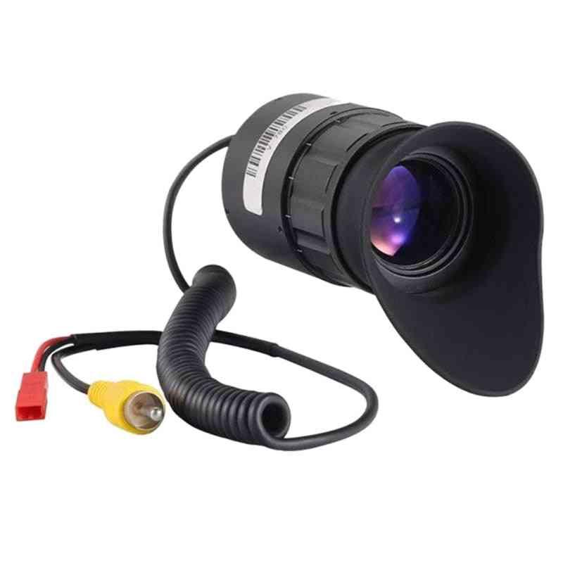 V780 0.5 Inch 1024x768 Display Lens Night-vision 21mm Eyepieces Camera