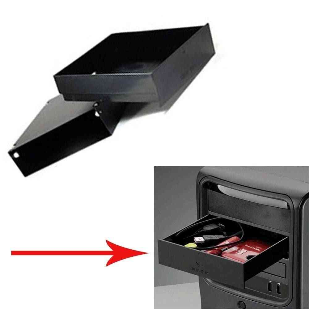 Storage Devices,  Blank Drawer Rack For Computer