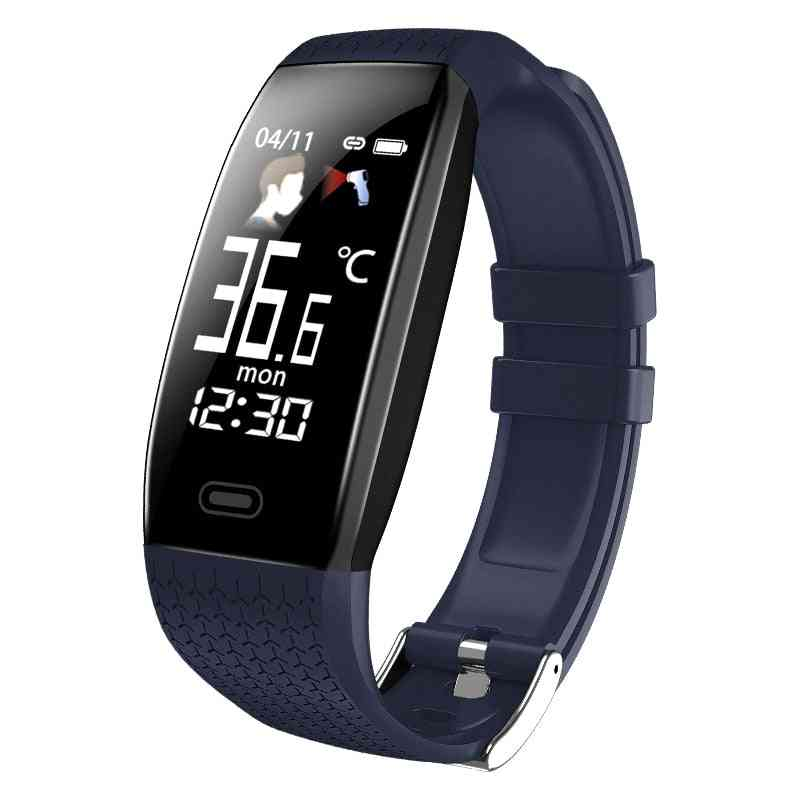Fitness Trackers With Body Temperature Monitor Smart Watches