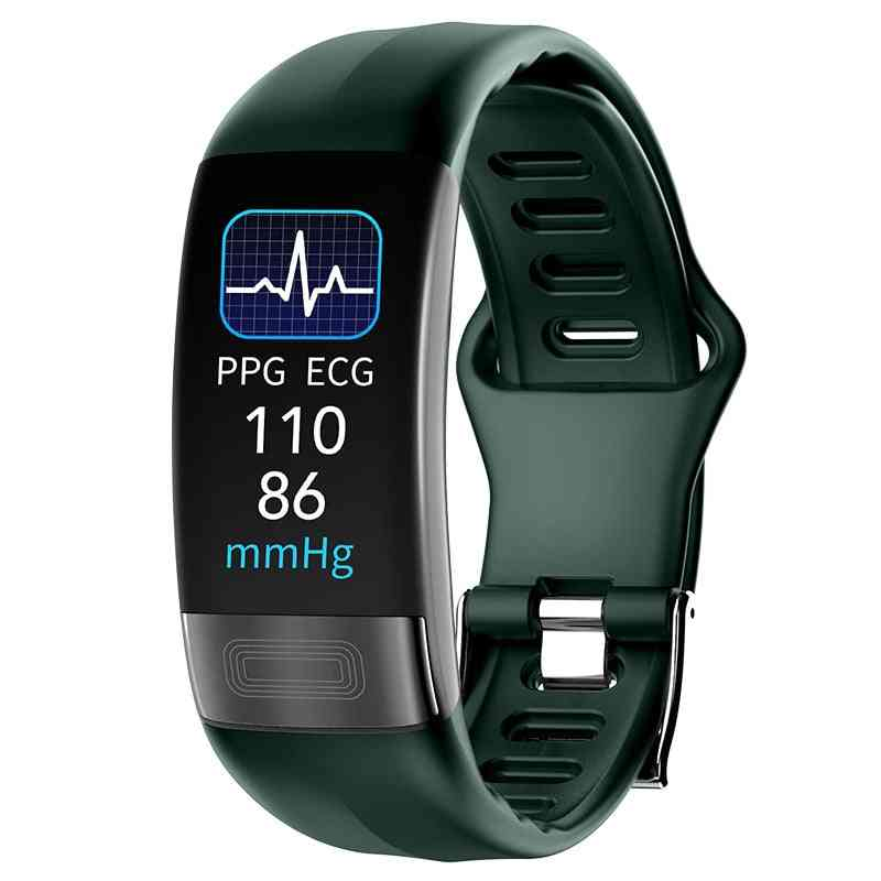Plus Body Temperature Monitoring Smart Wristband