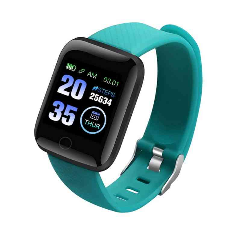 Health Wristband, Blood Pressure, Heart Rate Pedometer, Fitness Tracker, Bracelet Smart Watch