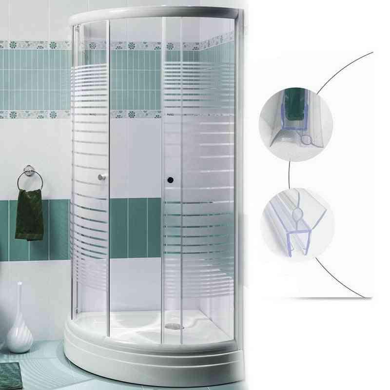 Glass Seal Ring Strip, For Shower Bathroom Screen Door