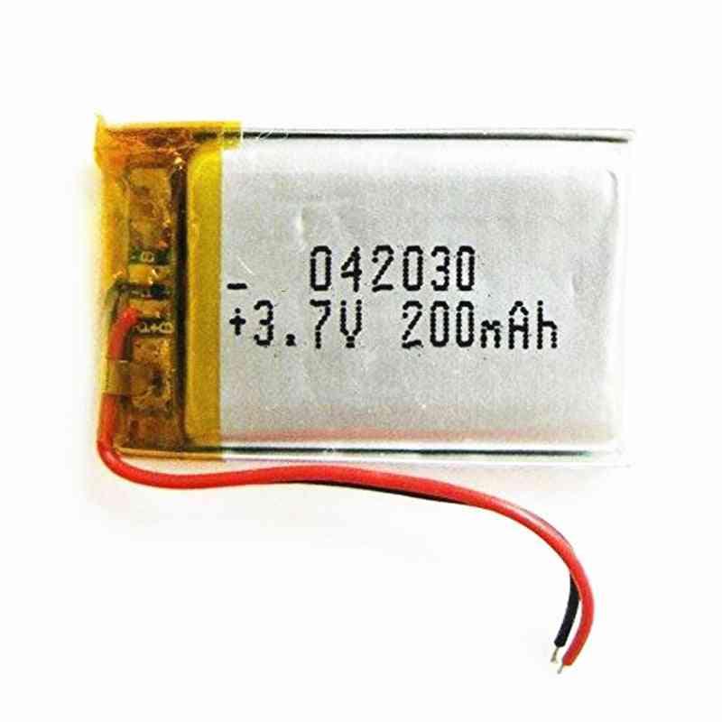Polymer Lithium Battery 3.7 V