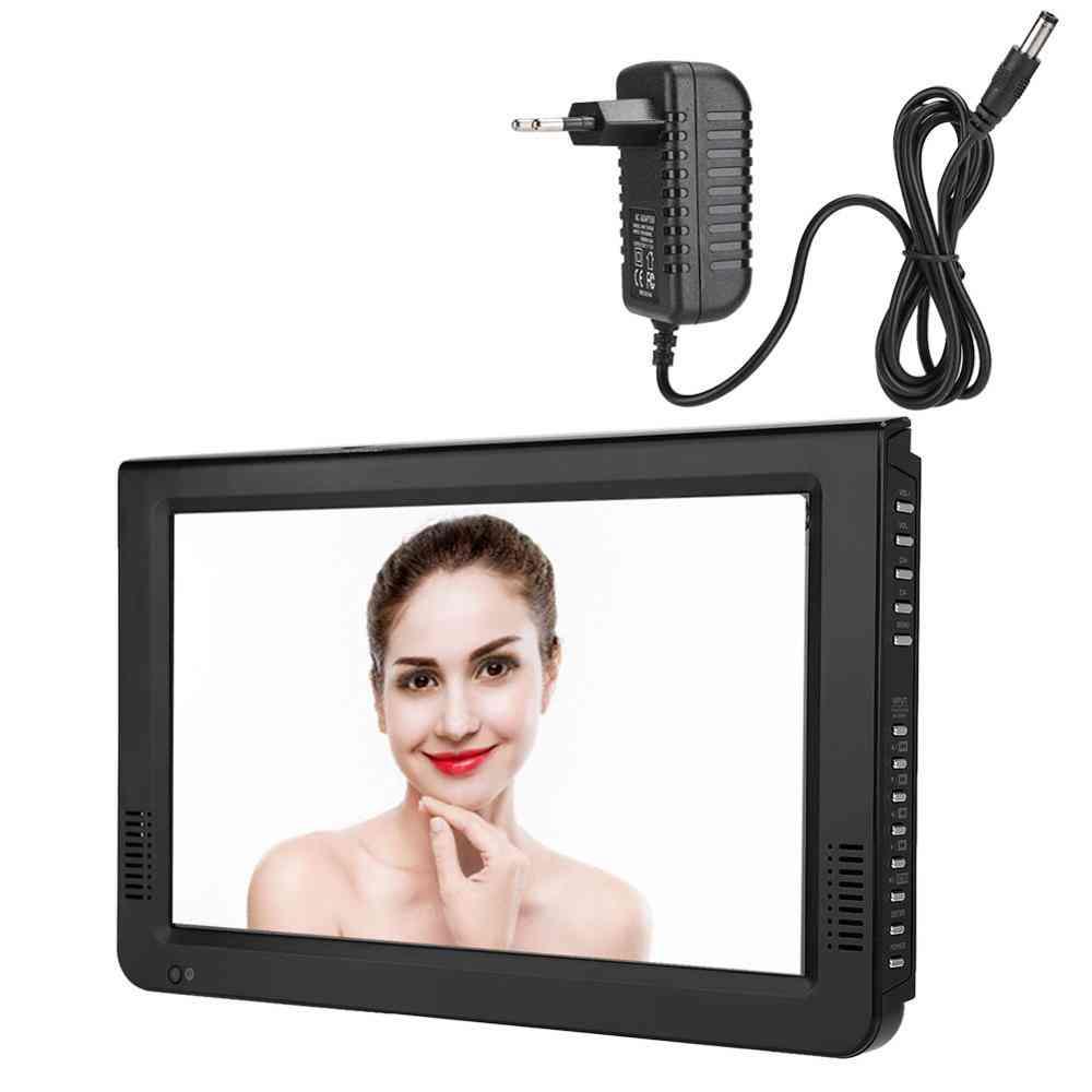 10.1 Inch Hd Portable Digital Analog Mini Small Car Television