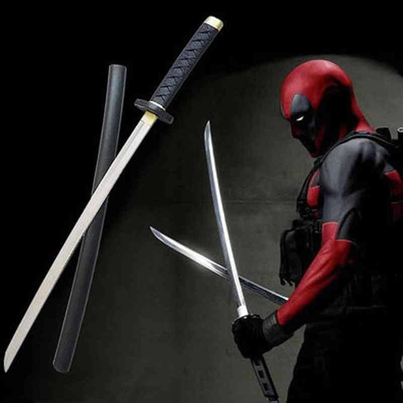 Cosplay Equipment Foam Sword (black)