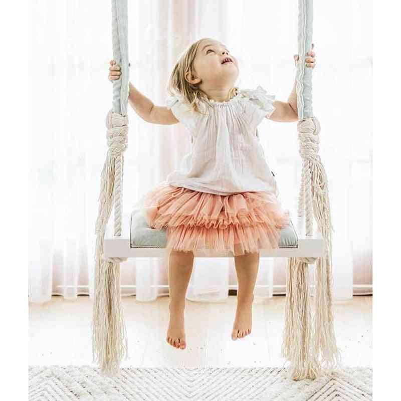 Children Swing Chair Hanging Swings Set
