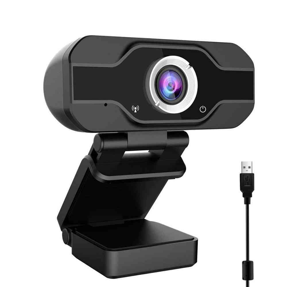 Hd Web Camera With Built-in  (black)