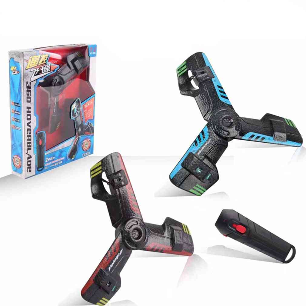 2.4g Ufo Boomerang Aircraft Creative Mini Drone Rc Quadcopter Remote Control Toy