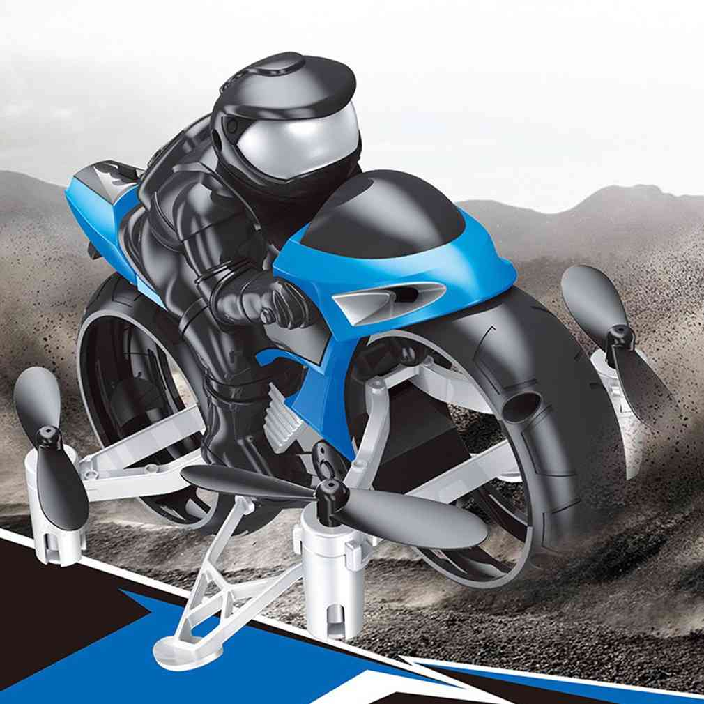 Remote Control, Flying Motorcycle Toy
