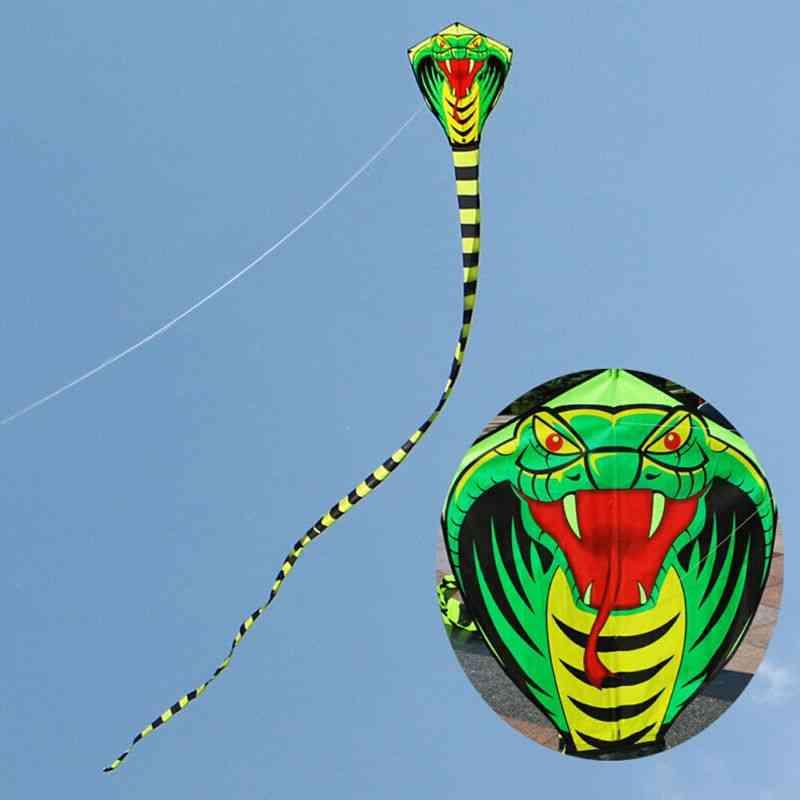 Cartoon Mamba Snake Kites
