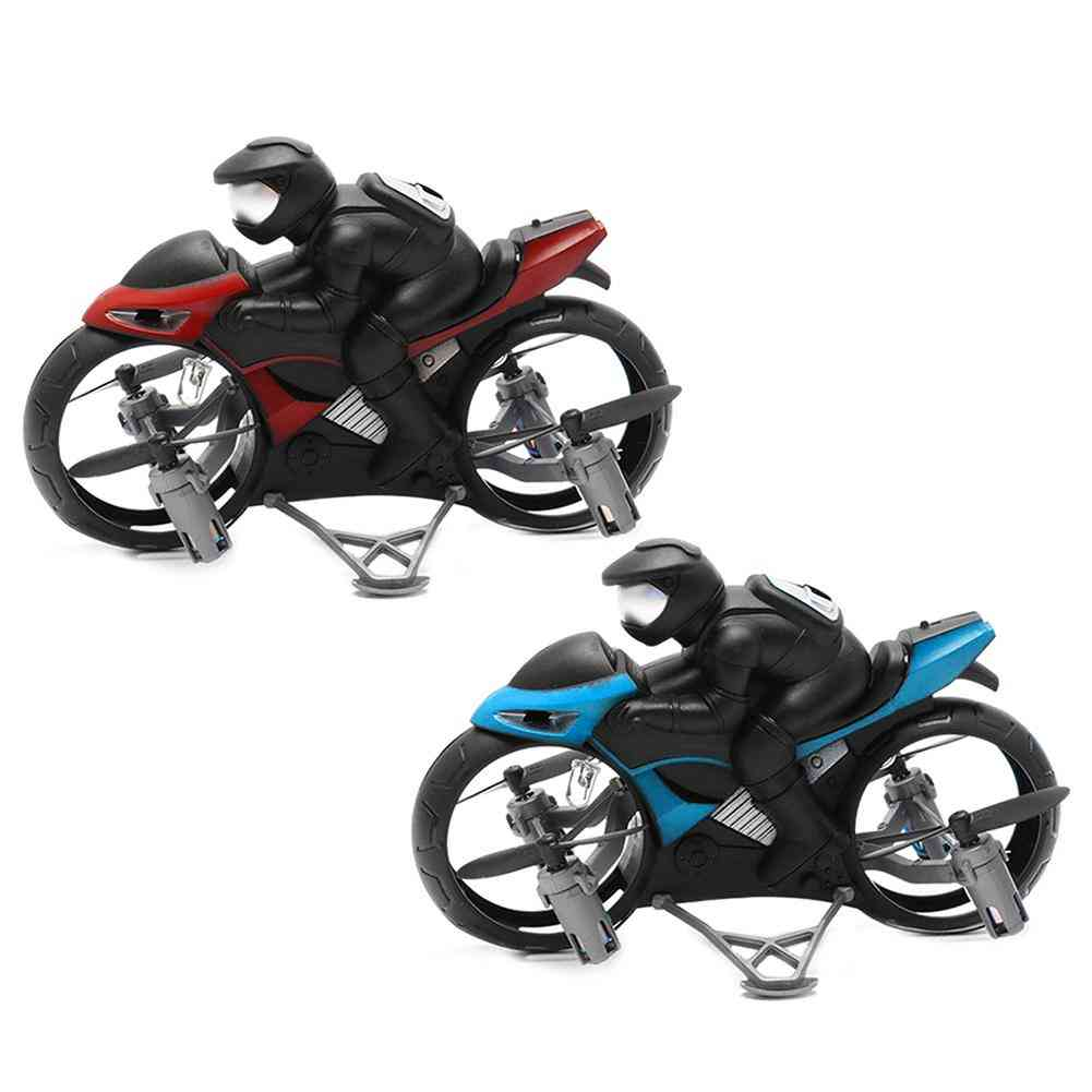 Altitude Hold Land, Air Motorcycle