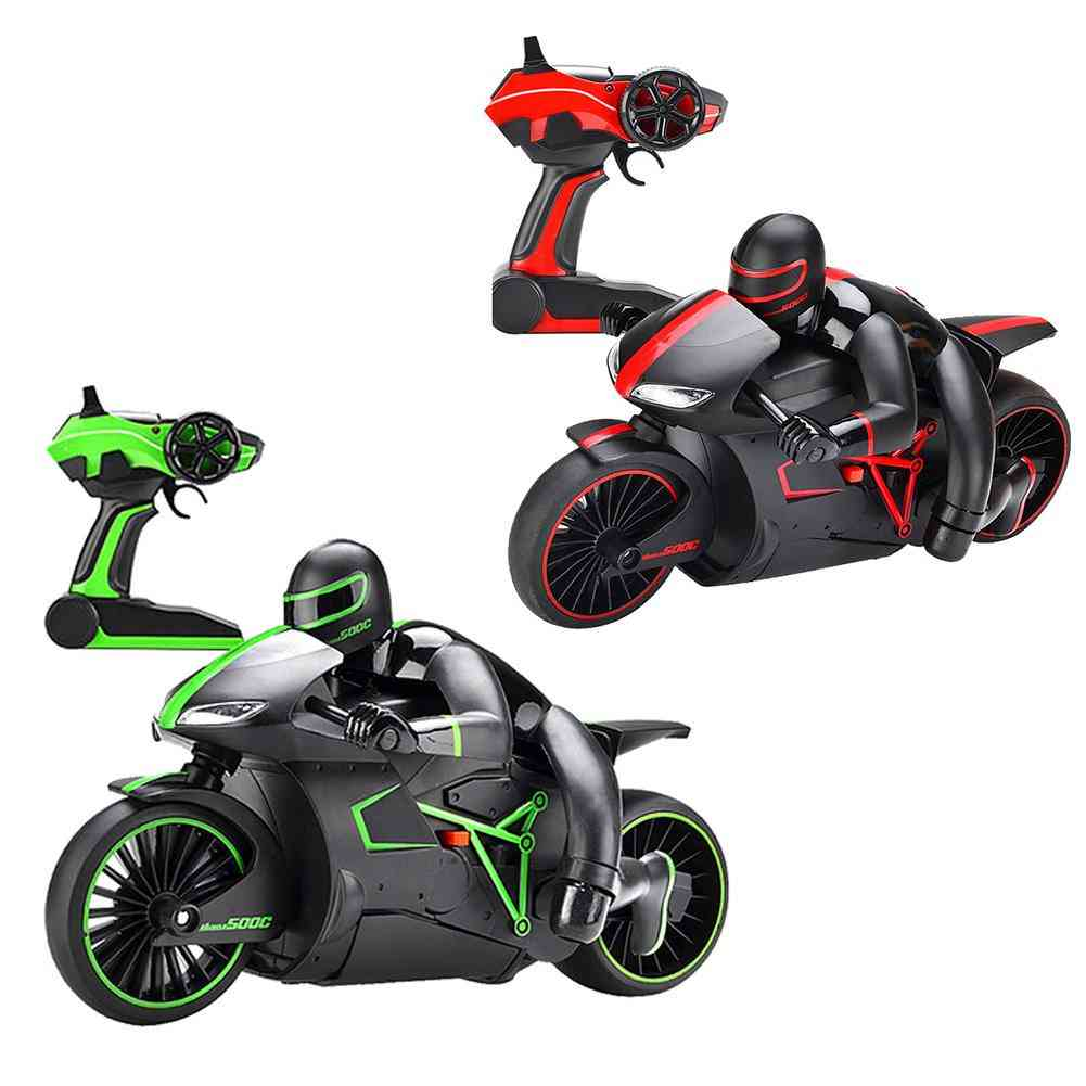 High-speed Remote Control Motorcycle Model Toy