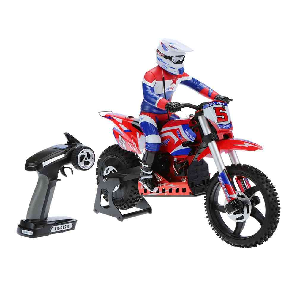 Super Stabilizing Electric Rc Motorcycle