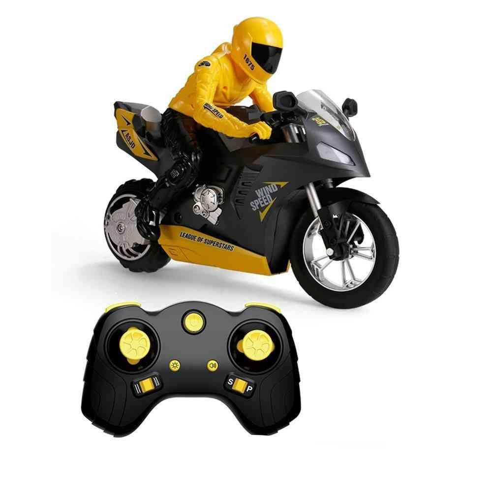 Balancing Rc Motorcycle Toy