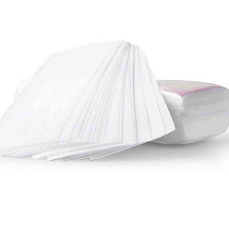 Non-woven Fabric Epilator Wax Papers (white)