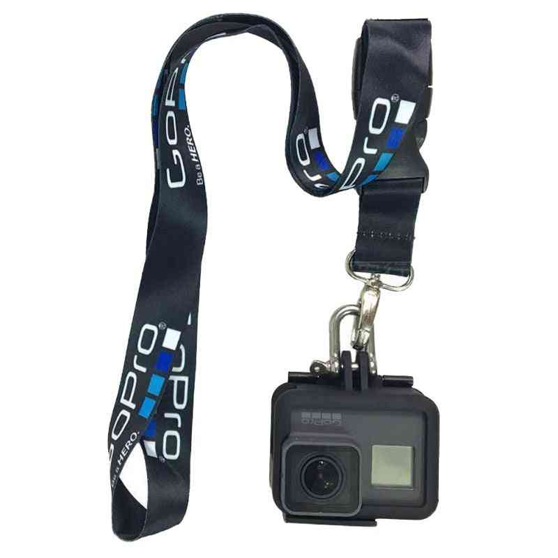 Detachable Neck Strap Lanyard Sling With Quick-released Buckle - Camera Accessories