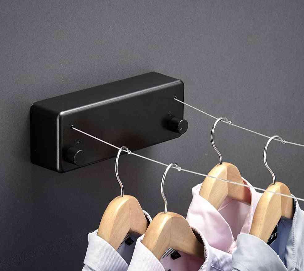 Clothes Line Dryer Bathroom Drying Rack