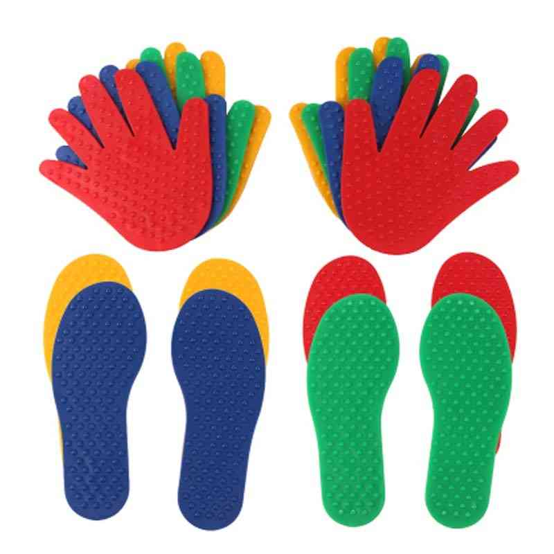 Hands And Feet Games Sports