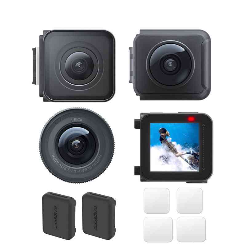 Original Insta360 One R Core Sports Camera Repair Parts 360 Mod 4k 1-inch Lens Mod Leica Wide Angle
