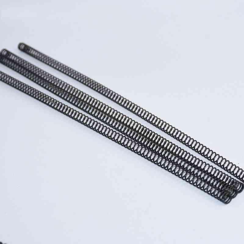 Y Type Pressure Spring Manganese Steel Wire Diameter 1mm Outer Diameter