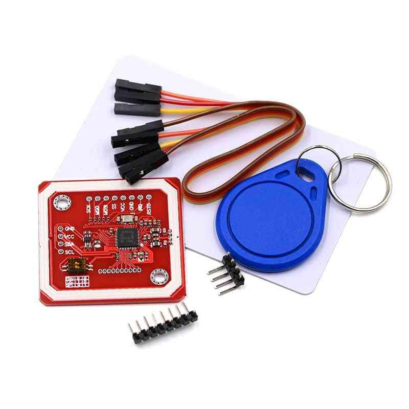 Pn532 Nfc Rfid Wireless Module V3 User Kits Reader Writer Card For Arduino