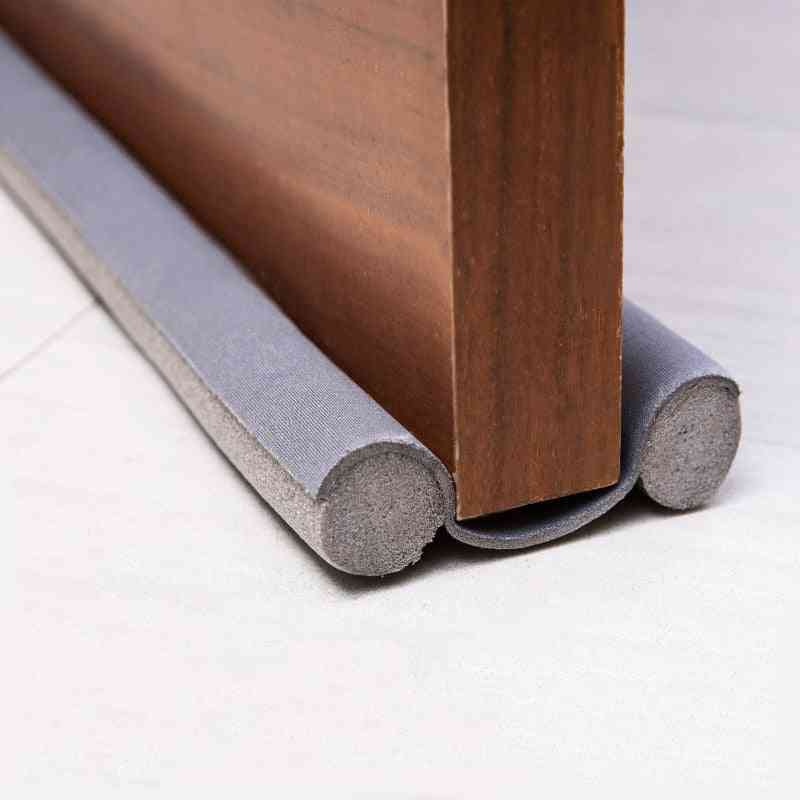 Flexible Door Bottom Sealing Strip Windproof Dust Stopper Guard