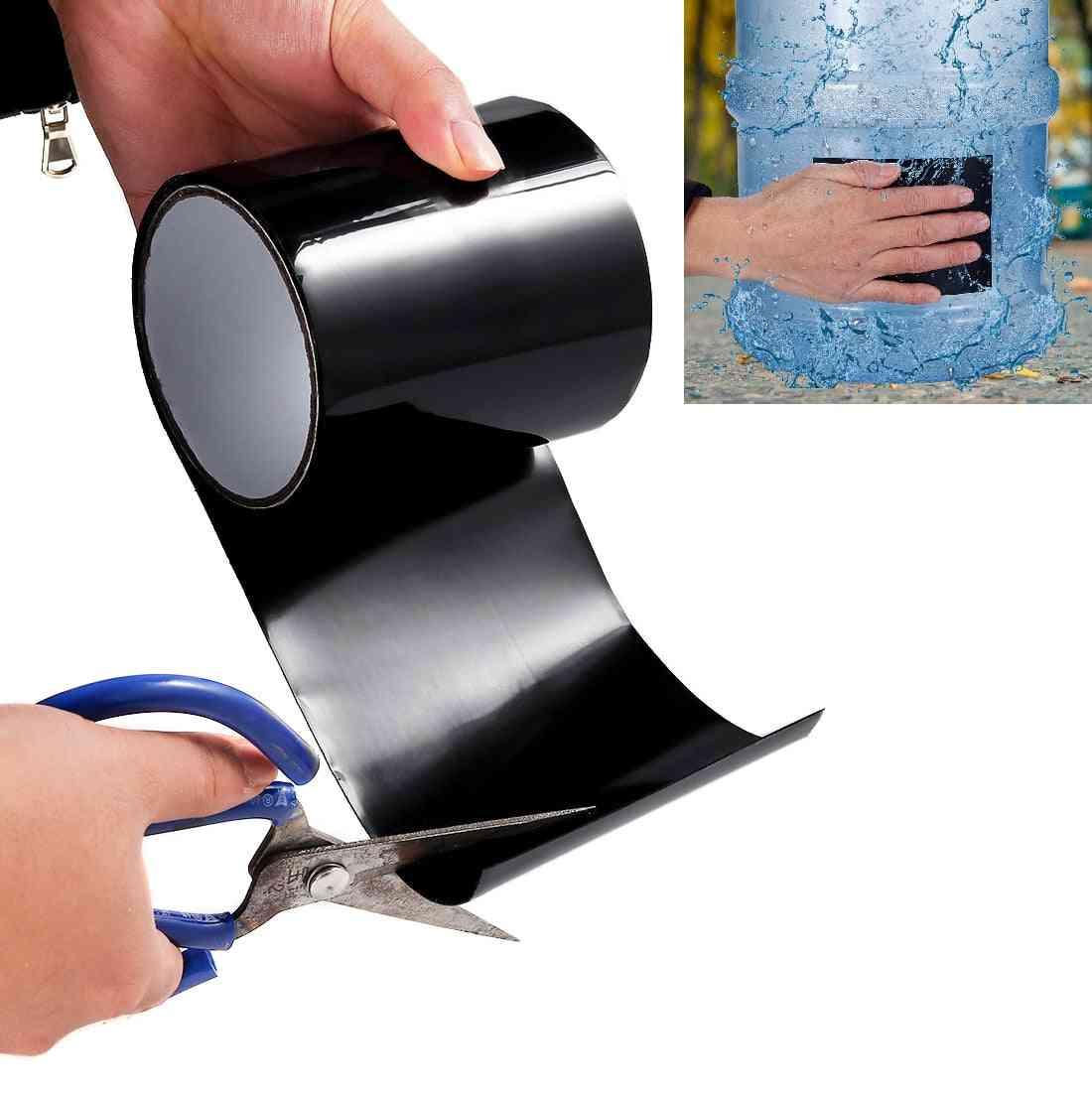 Super Strong Fiber Waterproof Stop Leaks Seal Repair Performance Tape