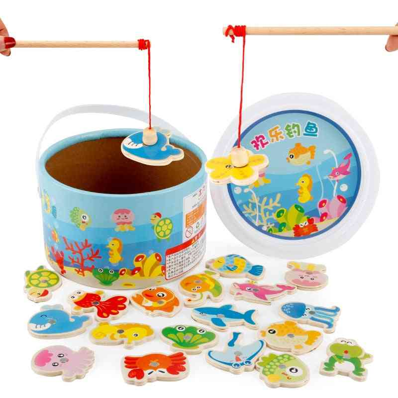 Fish Puzzle Kids Toy