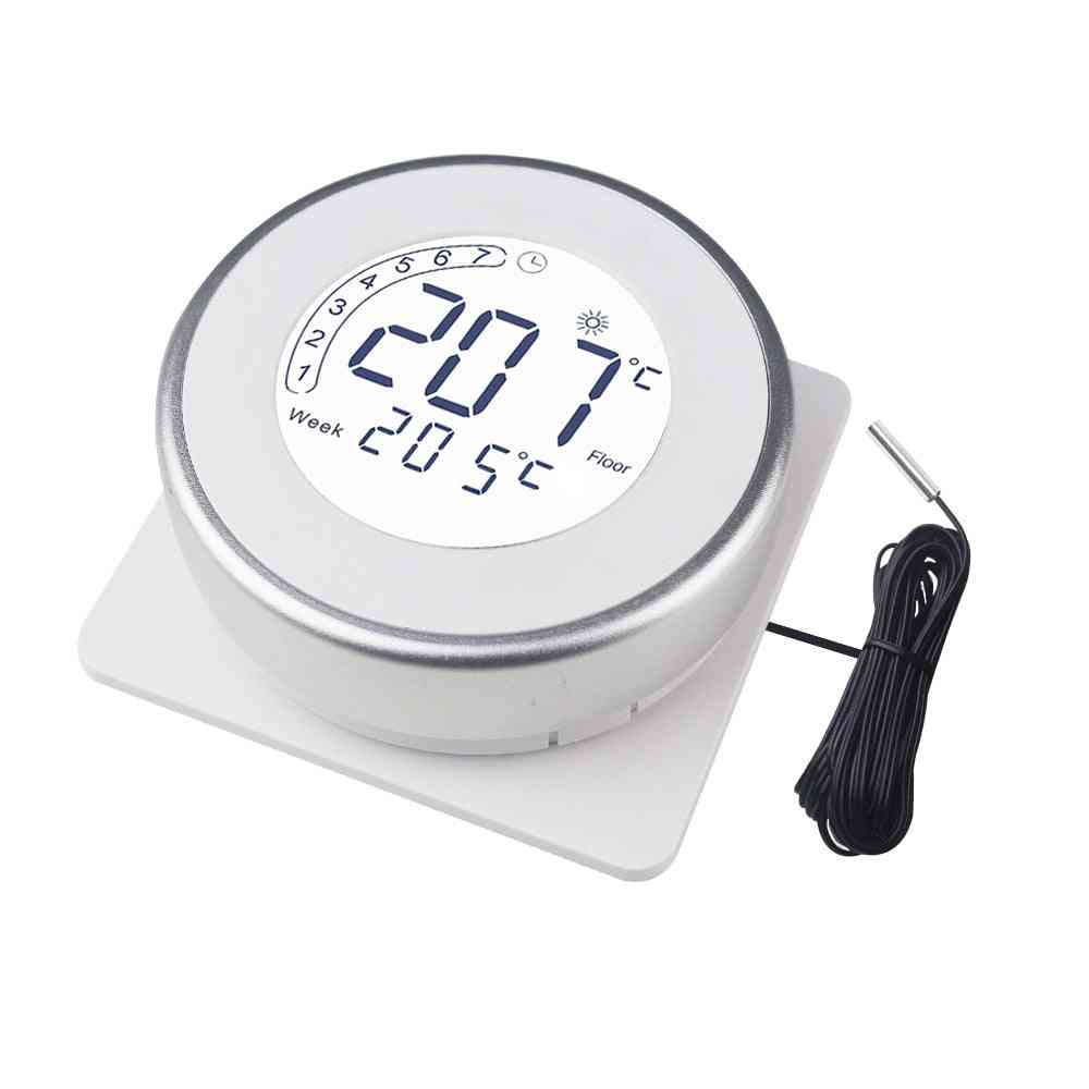 16a 85-250v Ac Digital Room Temperature Controller Floor Heating Thermostat