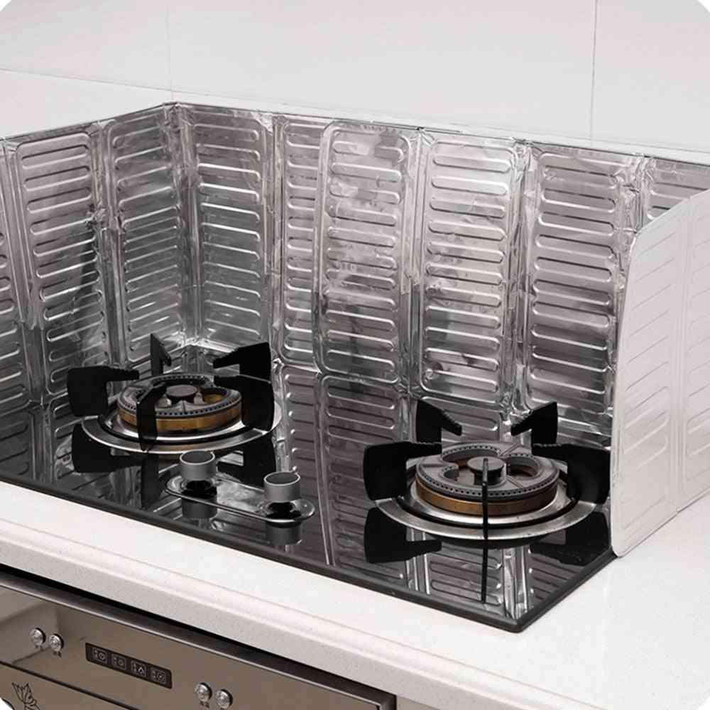 Anti-splatter Shield- Kitchen Cooking Frying, Pan Oil Splash, Screen Cover