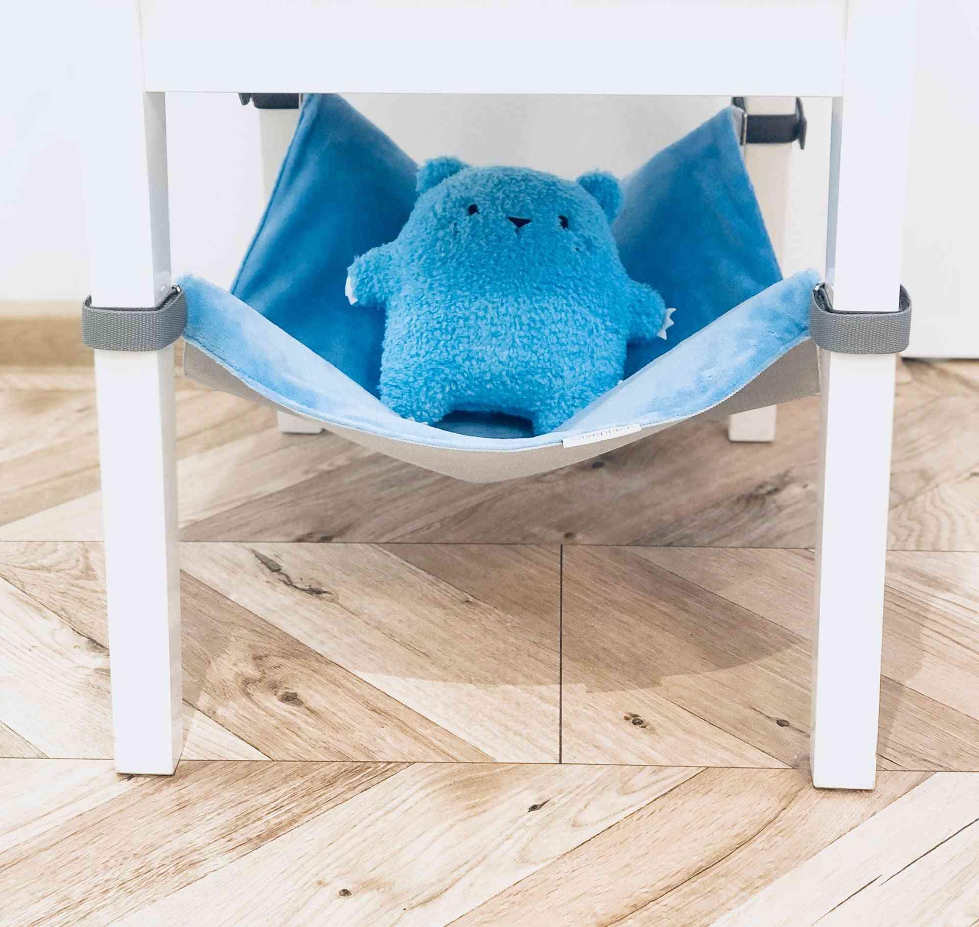 Baby Blue Saveplace® Hanging Mat/hammock/rack For Storage & Pets