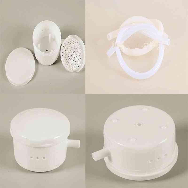 Plastic Hoses For Sauna Herbs Box Kit Accessories