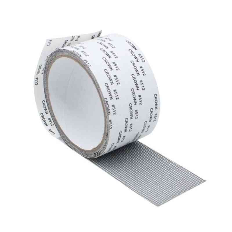 Anti-mosquito Mesh, Sticky Wires Patch - Window Net Tape