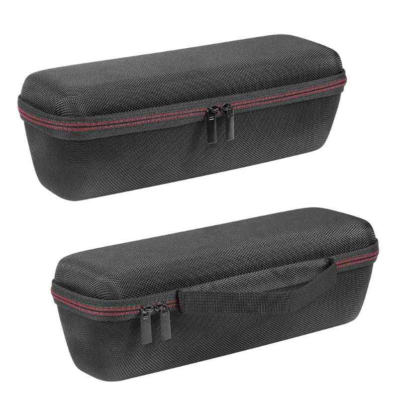 Portable Hard Eva Speaker Case Dustproof Storage Bag