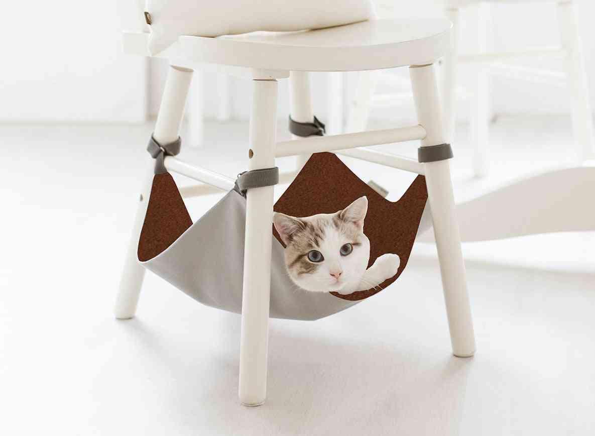 Saveplace® Hanging Mat/hammock For Storage & Pets – Oakwood