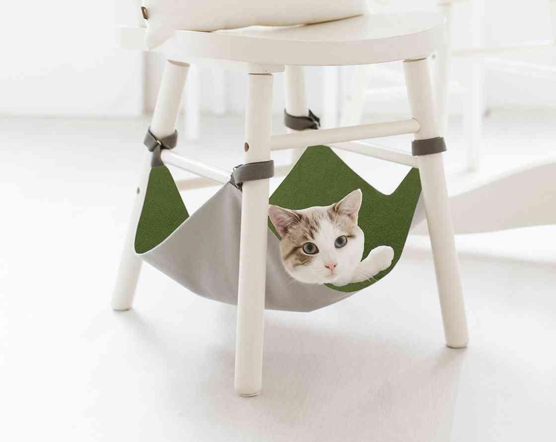 Saveplace® Hanging Mat/hammock For Storage & Pets – Moss