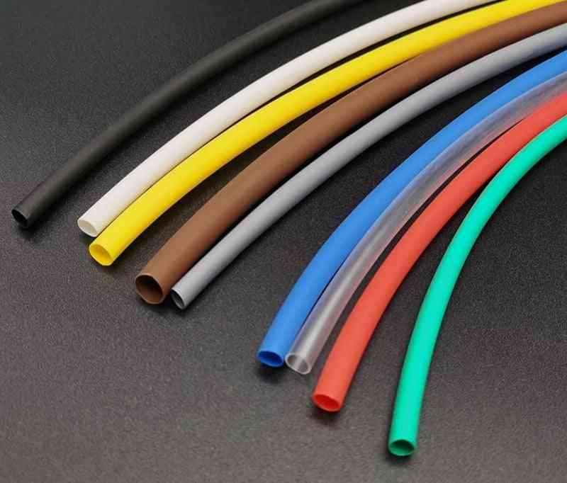 1mm 1.5mm 2mm 2.5mm 3mm 3.5mm 4mm  5mm Heat Shrink Tube Tubing Wire