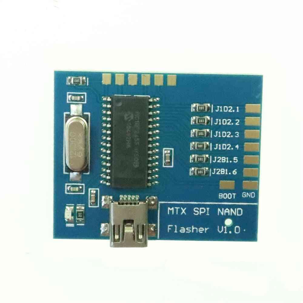Matrix Nand Programmer Mtx Spi Nand-flasher V1.0