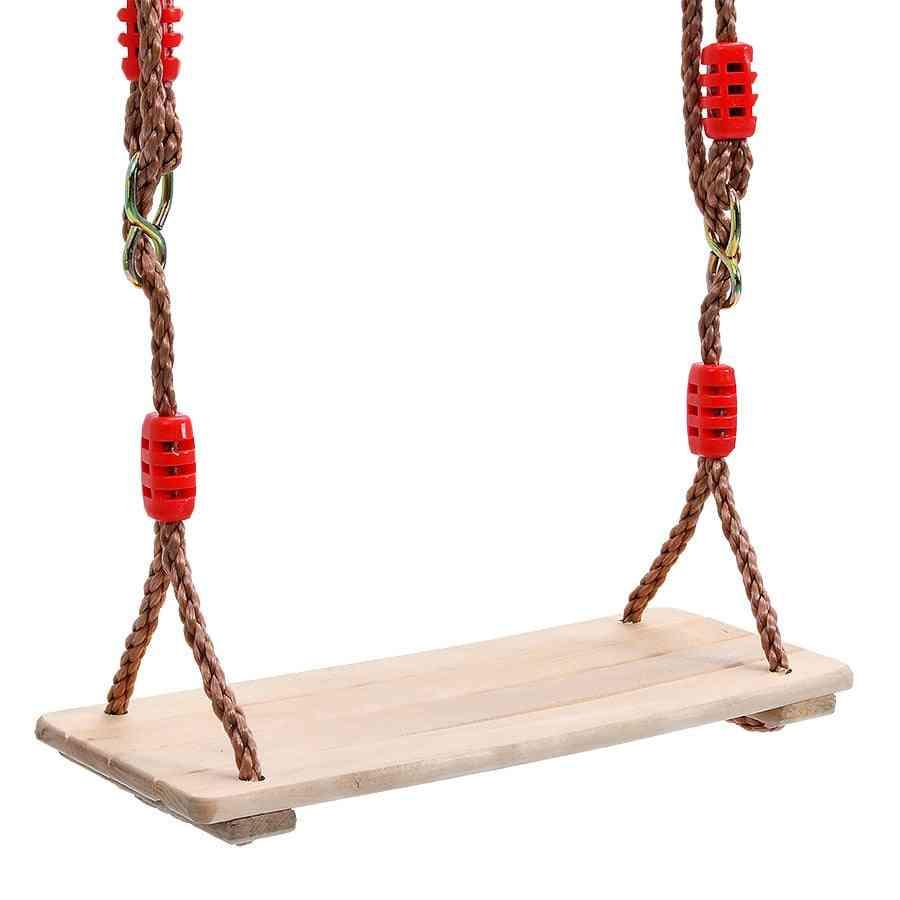 Outdoor Swing Wooden Indoor Educational