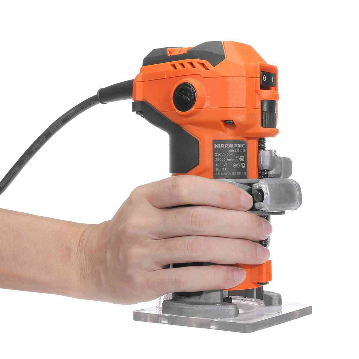 Wood Trimmer Electro Tools Router Wood Milling Machine For Joiners Renovator