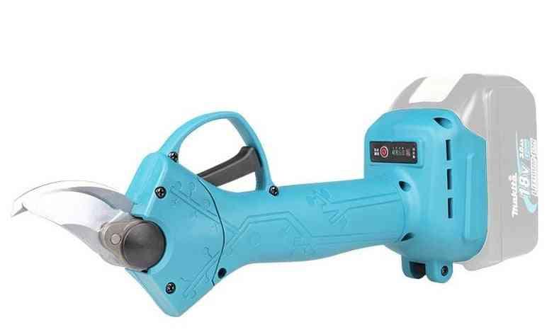 Cordless Pruner Shear Brushless Motor Match Makita Battery Fit