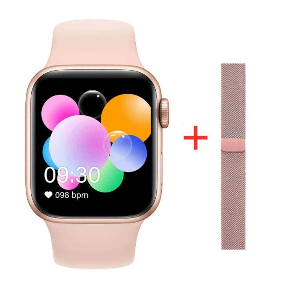 T500 Plus Smart Watch Mtk2502 Full Touch Screen Heart Rate Sleep Monitor