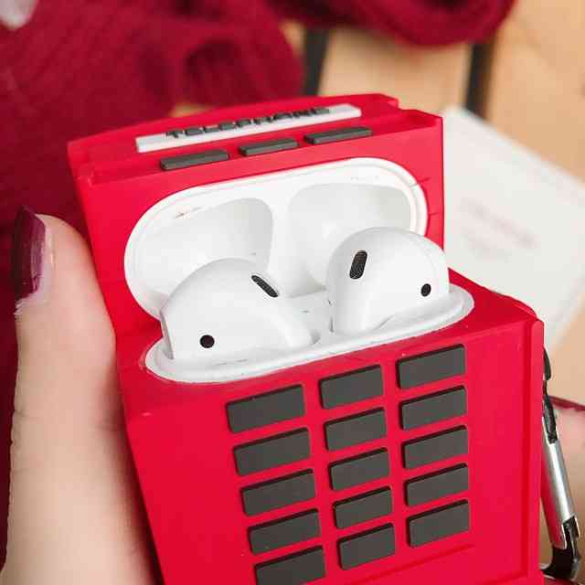 Case For Airpods Shockproof Headphone Case Soft